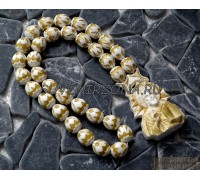 Четки «Спаси и Сохрани» золото