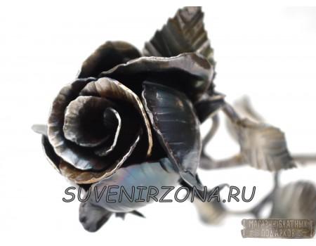 Купить фигуру из металла «Кованая Роза»
