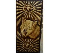 Нарды под книжку «Волчий оскал»