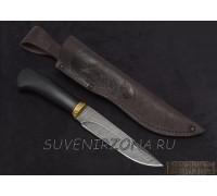 Нож из дамасской стали «Куница 1»