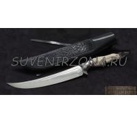 Узбекский нож «Козья ножка»