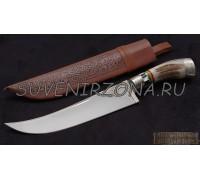 Узбекский нож «Шарк»