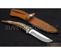 Нож из стали Д2 «Носорог»