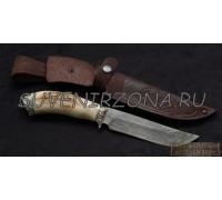 Нож из дамаска «Носорог»