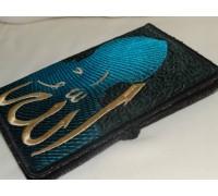 """Обложка на паспорт """"Аллах"""""""