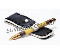 Шариковая ручка «Каир»  в чехле