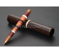 Шариковая ручка ручной работы «Заповедное чудо»