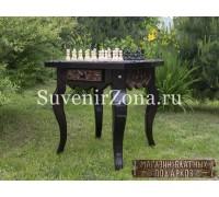 """Шахматный стол ручной работы """"Вдохновение 2"""""""
