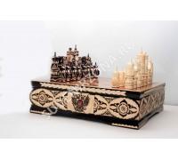 Шахматы ручной работы «Подарочные»