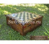 Шахматный набор «Великая Отечественная Война»